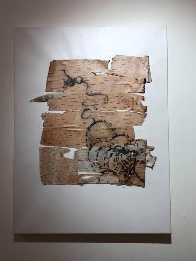 Etch on Birch Bark