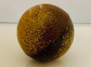 Bombe de chocolat pour chocolat chaud
