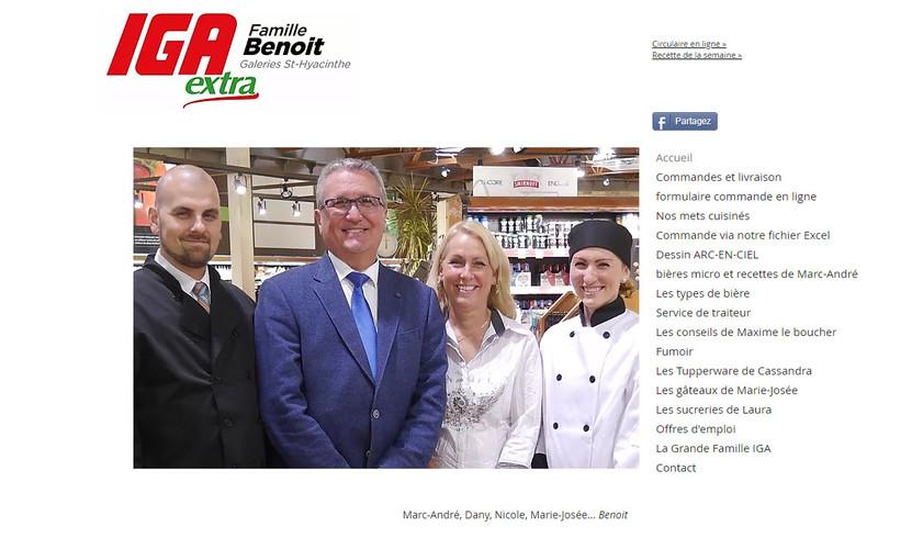 IGA Famille Benoit