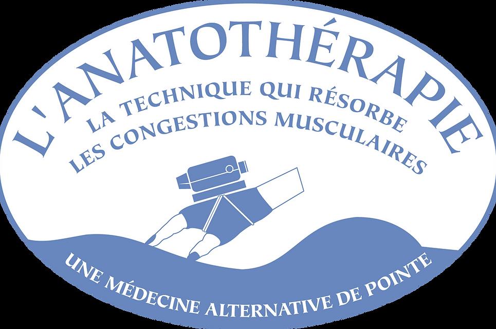 Logo école anatothérapie et masothérapie