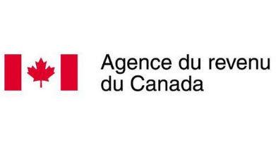 Logo agence du revenu du canada
