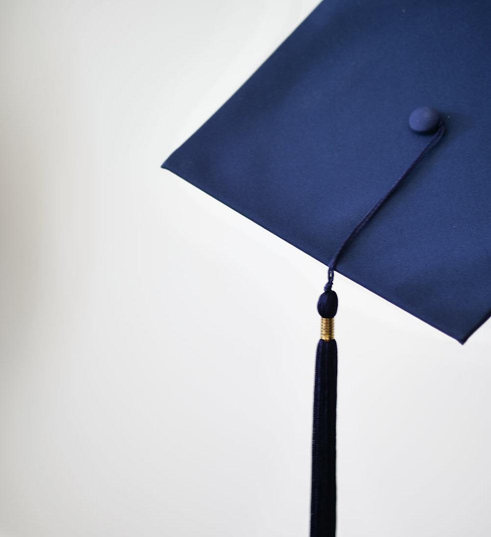 chapeau de diplome