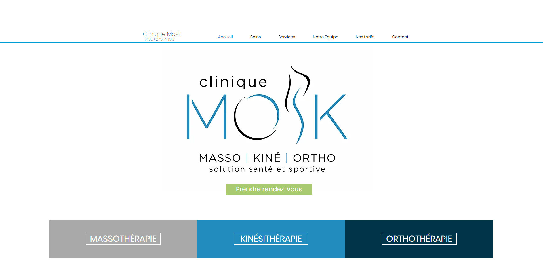 Clinique Mosk