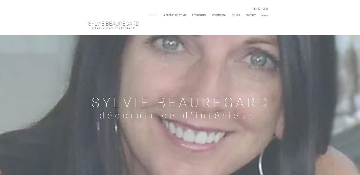 Sylvie Beauregard Décoratrice d'intérieur