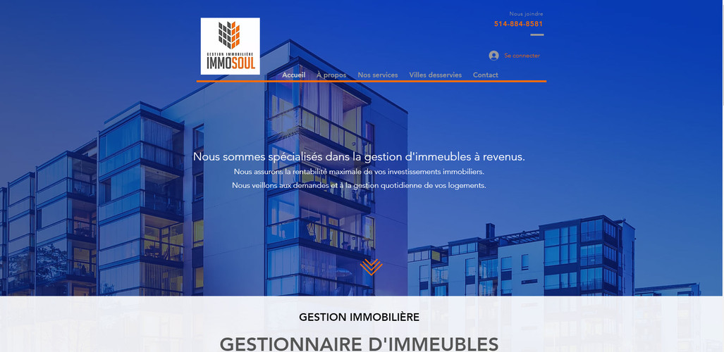 Immosoul Gestion immobilière