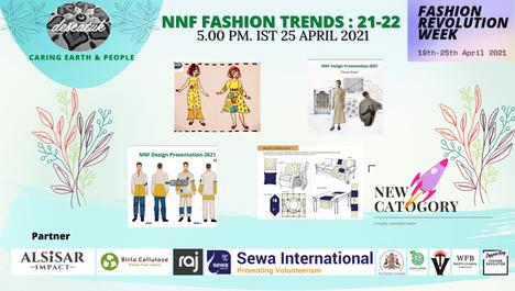 NNF FASHION TREND 2021-2022 – MEN'S WEAR CATEGORY