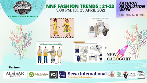 NNF DESIGN COMPETITION 2021 WOMEN'S WEAR CATEGORY
