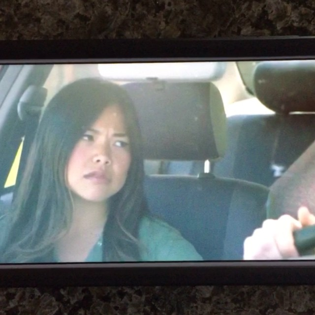 Here is a clip from The speedy glass commercial @curtis