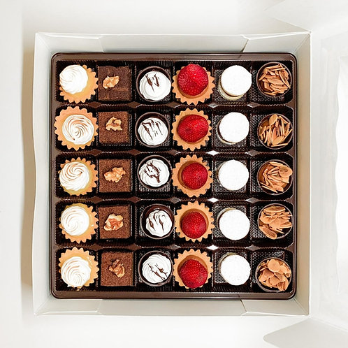 Micro Patisserie Box