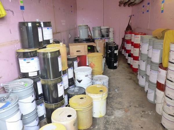 Storage Container Consultant