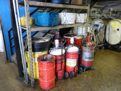 Hazardous Waste Assessment