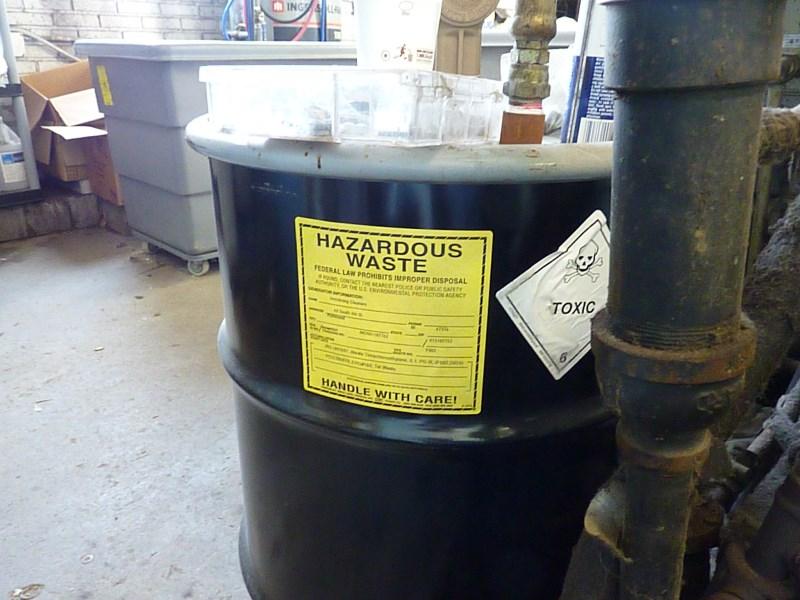 Waste PERC
