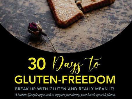 30 Days to Gluten-Freedom
