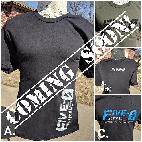 Five-O Tactical Shirts