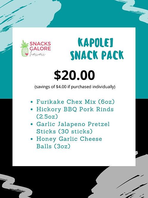 Kapolei Snack Pack
