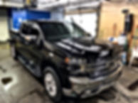 Metro Detroit Auto Detailing Silverado C