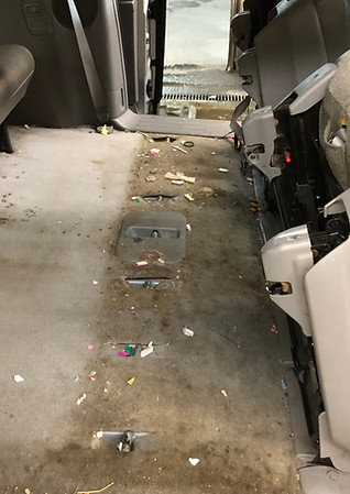 Metro Detroit Auto Detailing Interior on