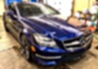Metro Detroit Auto Detailing Mercedes Ce