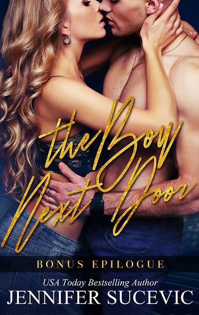 (Bonus Epilogue) The Boy Next Door Ebook