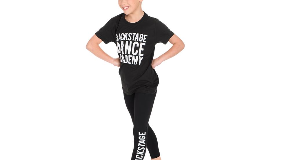 BDA black leggings