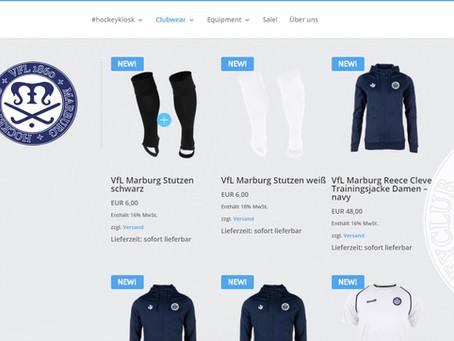 Neuer Club Wear Shop Online