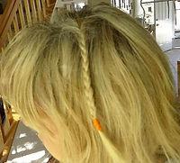 Knotless Hair