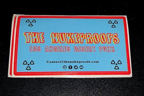 L.A. Desert Punk Sticker