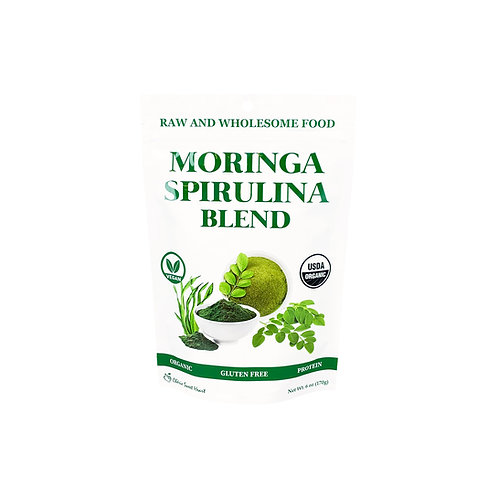 Moringa Spirulina Blend