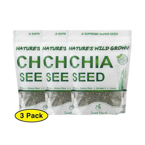 Wild Chia Seeds