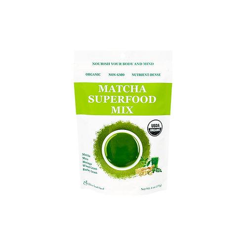 Matcha Superfood Mix