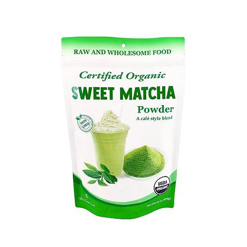 Organic Sweet Matcha Powder