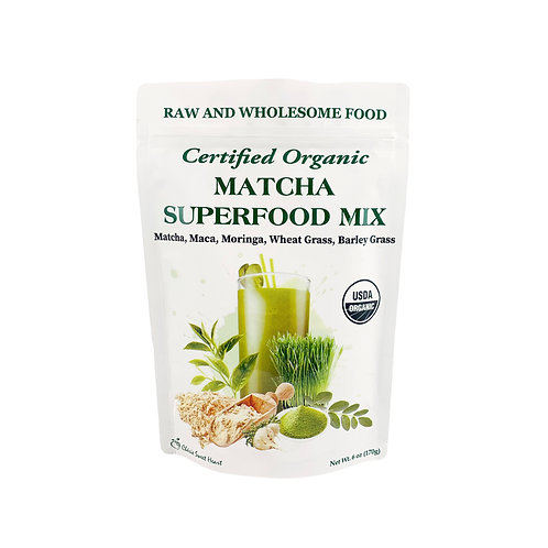 Matcha Superfood Mix
