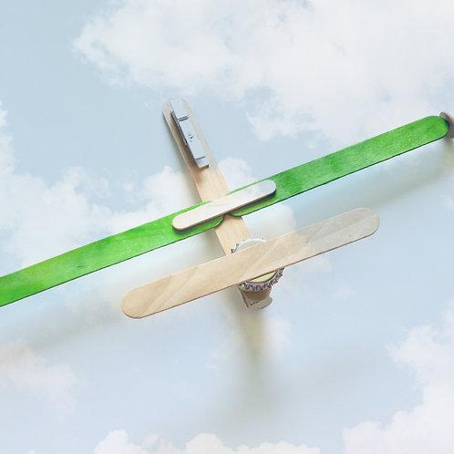 Green Craft Plane