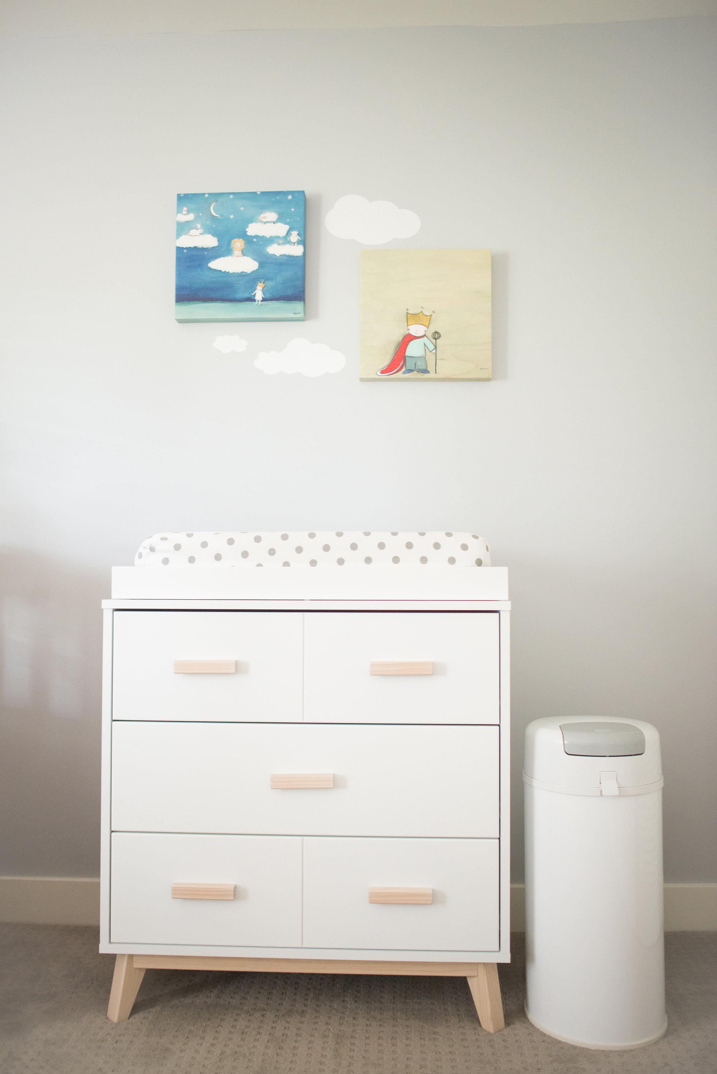 Babyletto Scoot Changer-Dresser
