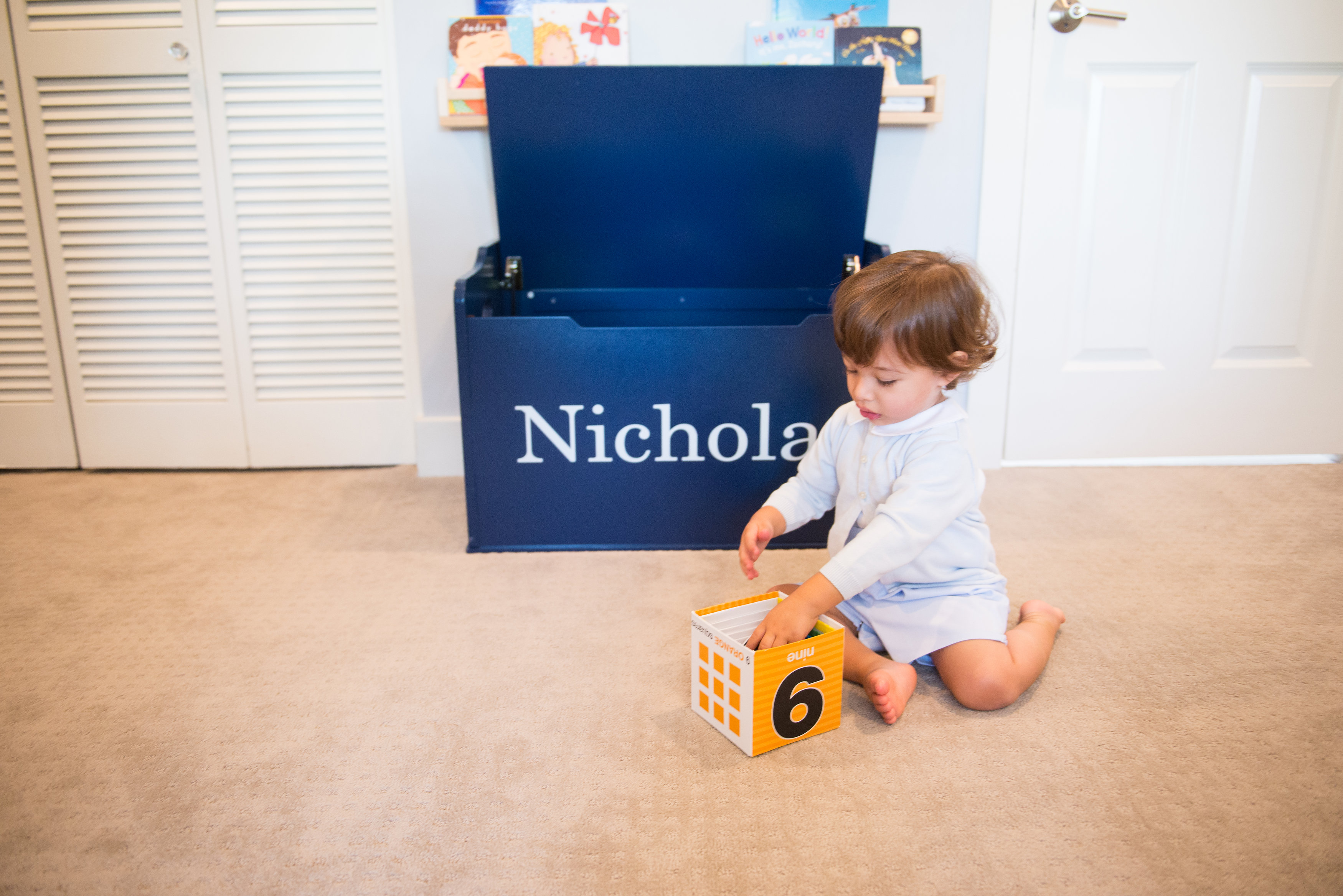 Dibsies Personalized Toy Chest