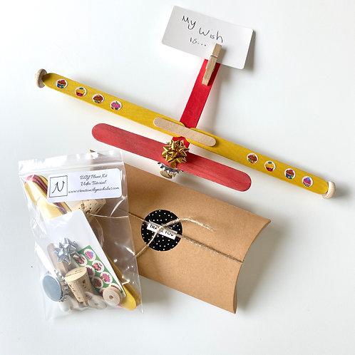Birthday DIY Plane Kit