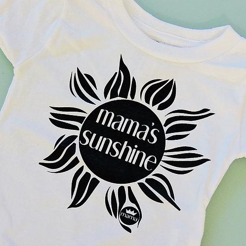 Mama's Sunshine Infant Tee