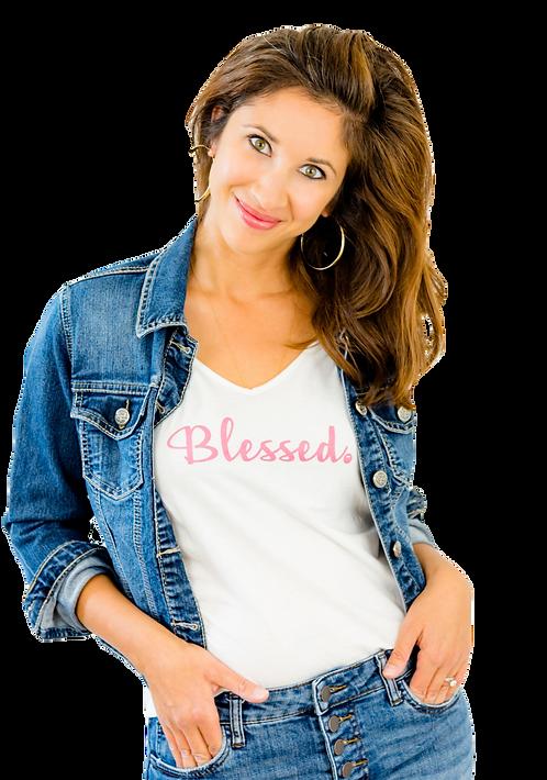 Blessed Festival Sleeveless V