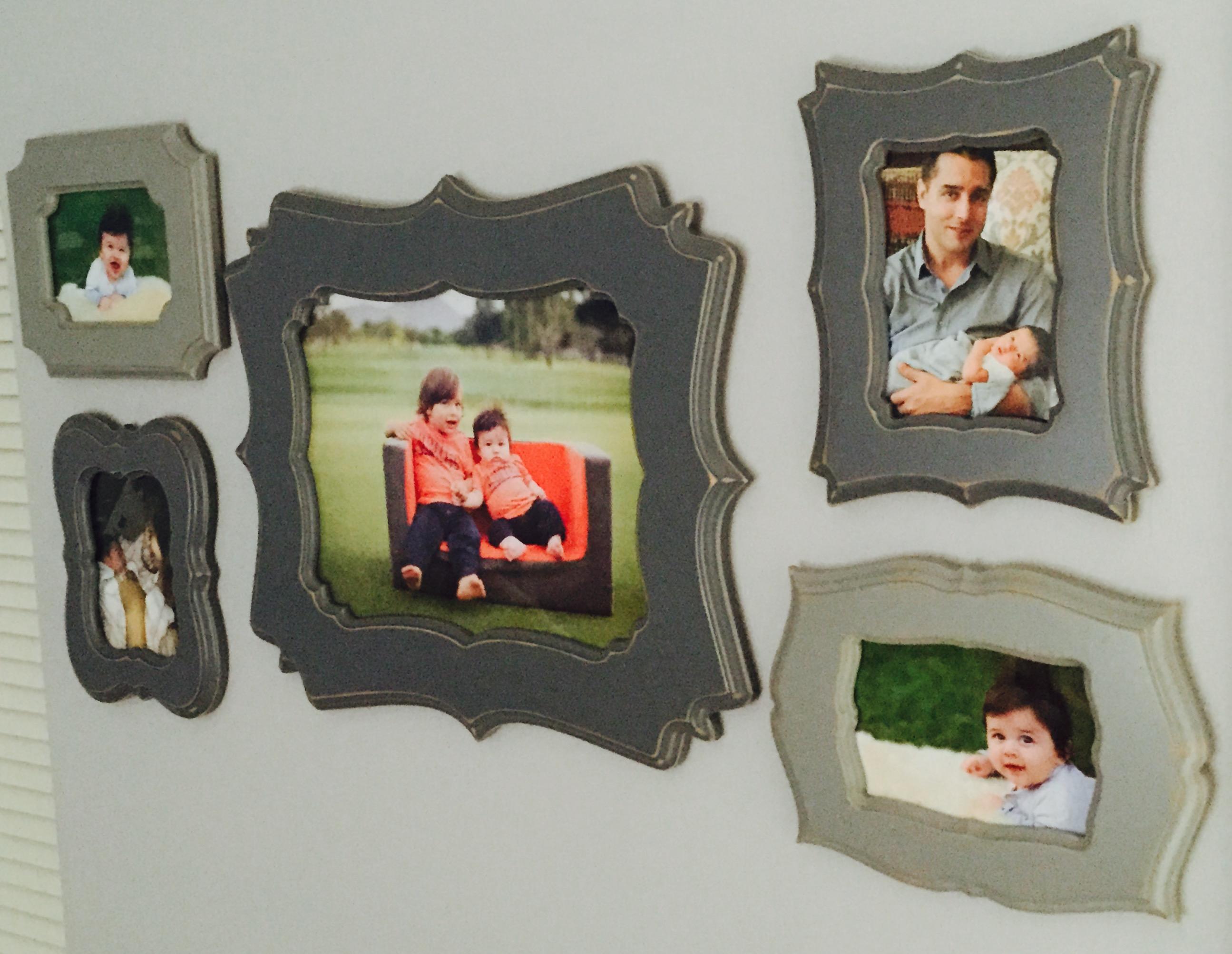 Poppy Tree Frames