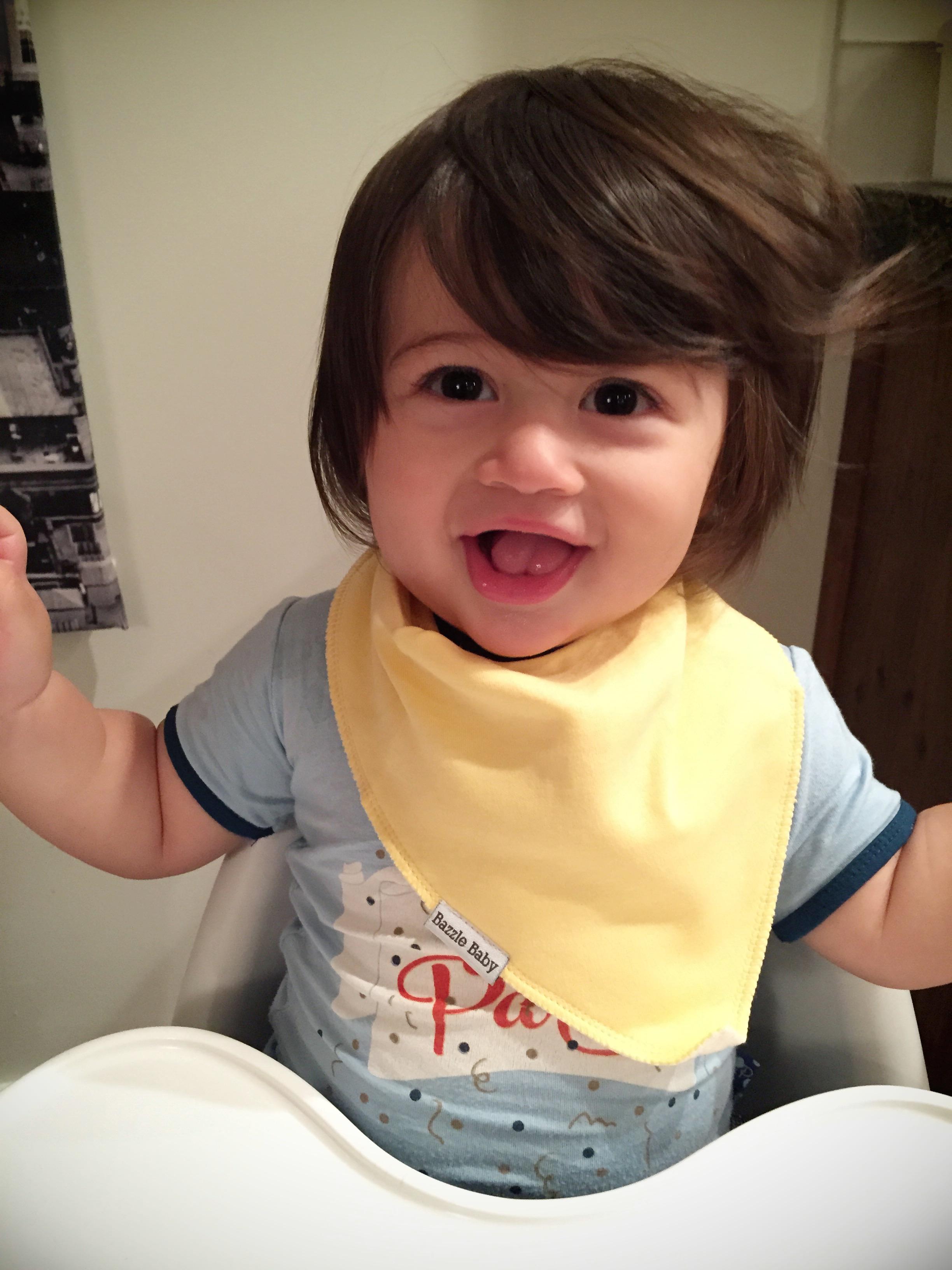 Bazzle Baby Banda Bibs