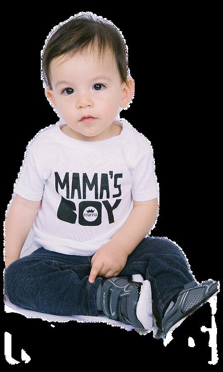 Mama's Boy Infant Tee