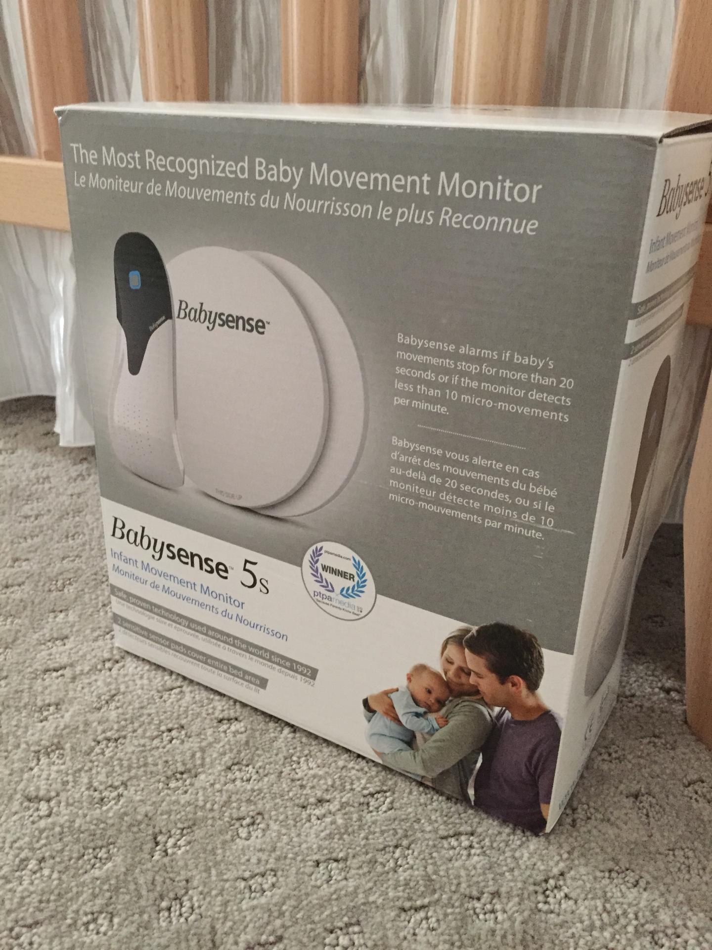 HiSense Infant Movement Monitor