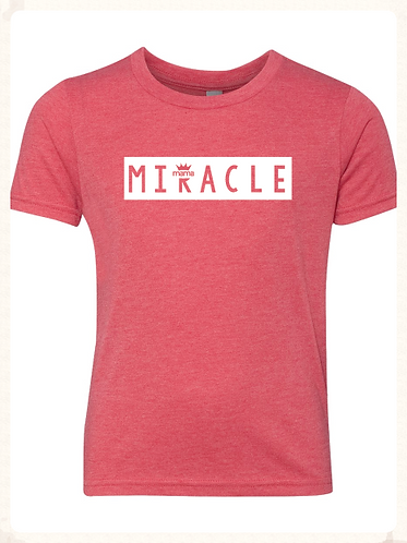 Miracle Youth Tee (Red)
