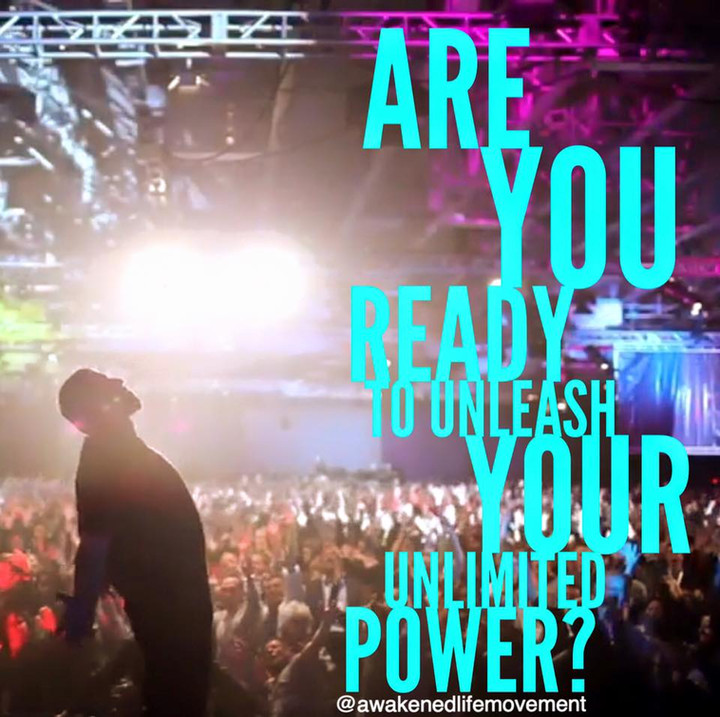 UNLEASHING MY POWER!!