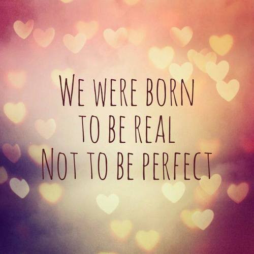 Born to be real!