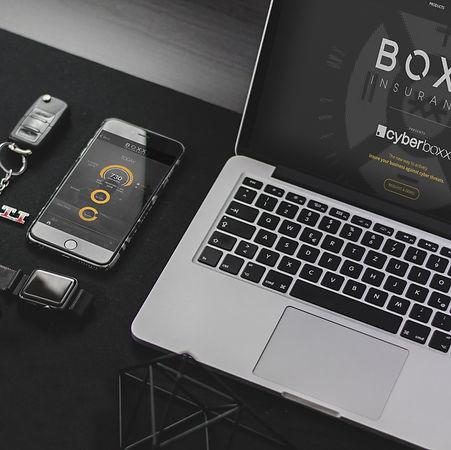 Cyberboxx Website boxx insurance devices