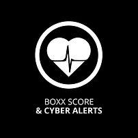 Web Cyberboxx - BOXX Score & Cyber Alert