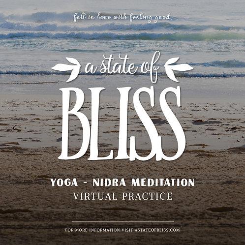Yoga - Nidra Meditation Audio Mp3