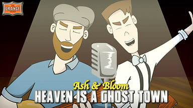012 Ash & Bloom - Heaven Is A Ghost Town