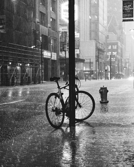 Wet Ride Home